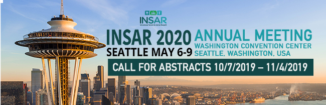 INSAR 2020 Annual Meeting In Seattle