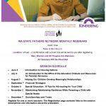 WA State Fathers Network 2021 virtual webinars
